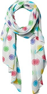 womens Modal and Cotton Pareo Scarf