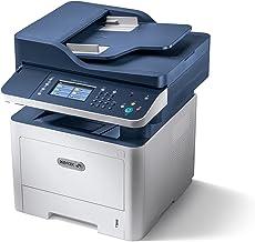 Xerox WorkCentre 3335/DNI Monochrome Multifunction Printer, Amazon Dash Replenishment Ready, Blue/white