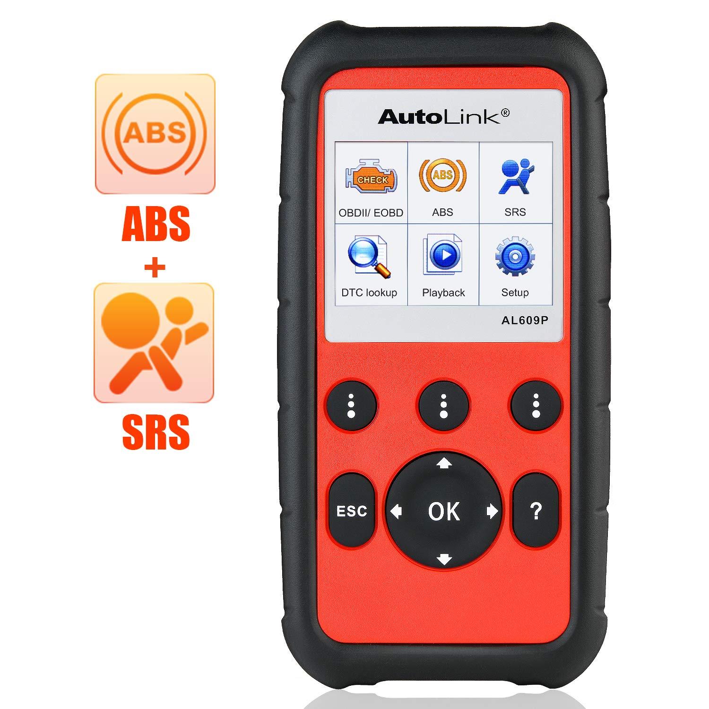Autel AutoLink Scanner Diagnosis Automotive