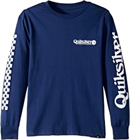 Check It Long Sleeve Shirt (Toddler/Little Kids)