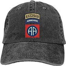 JKJS LDFO 82nd Airborne with Ranger Unisex Baseball Cap Cowboy Hat Dad Hats Trucker Hat