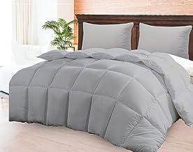 CGK Unlimited Comforter Duvet Insert – Warm, Lightweight & Breathable Full Size Down Alternative Set – Hotel Quality Bedding - Dust & Spore-Resistant Fibers Ideal for Allergies - Lightweight Duvet