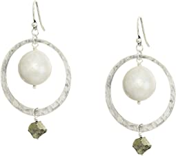 Pearl Orbe Earrings