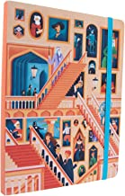 Harry Potter: Exploring Hogwarts (Tm) the Grand Staircase Notebook