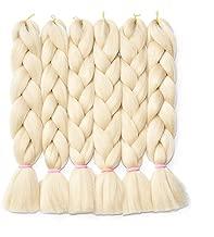Best 613 braiding hair Reviews