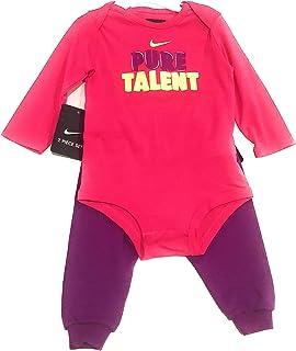 347948b3a Amazon.com: baby nike set - Bodysuits / Clothing: Clothing, Shoes ...