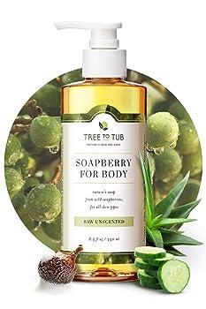 Tree to Tub Ultra Gentle Sensitive Skin Body Wash