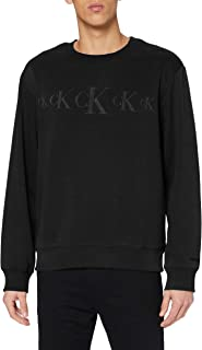 Calvin Klein Jeans Men's Ck Eco Crew Neck Sweater