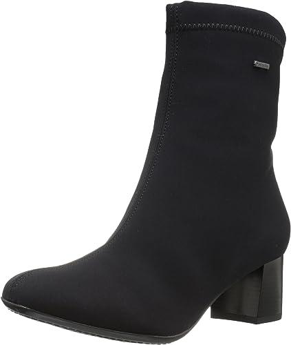 ara damen& 039;s Carolina Ankle Stiefel, schwarz Fabric, 9 M US