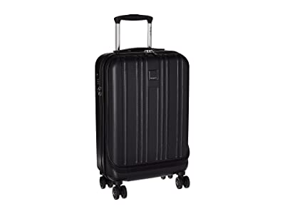 Hedgren Transit Boarding Small Carry-On (Black) Carry on Luggage