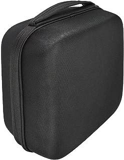 Geekria Funda para Auriculares HD820, HD800 S, HD700, Beyerdynamic DT-1990 Pro, DT-1770 Pro, DT-790, DT 770, Amiron Headphone, Estuch Rígido de Transporte