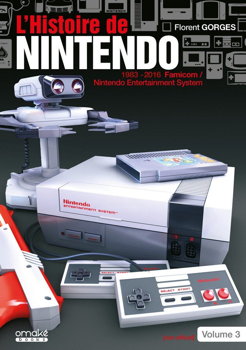 Image OfL'Histoire De Nintendo Vol03 (Non Officiel) - 1983/2016 Famicom/Nintendo Entertainment System (03)