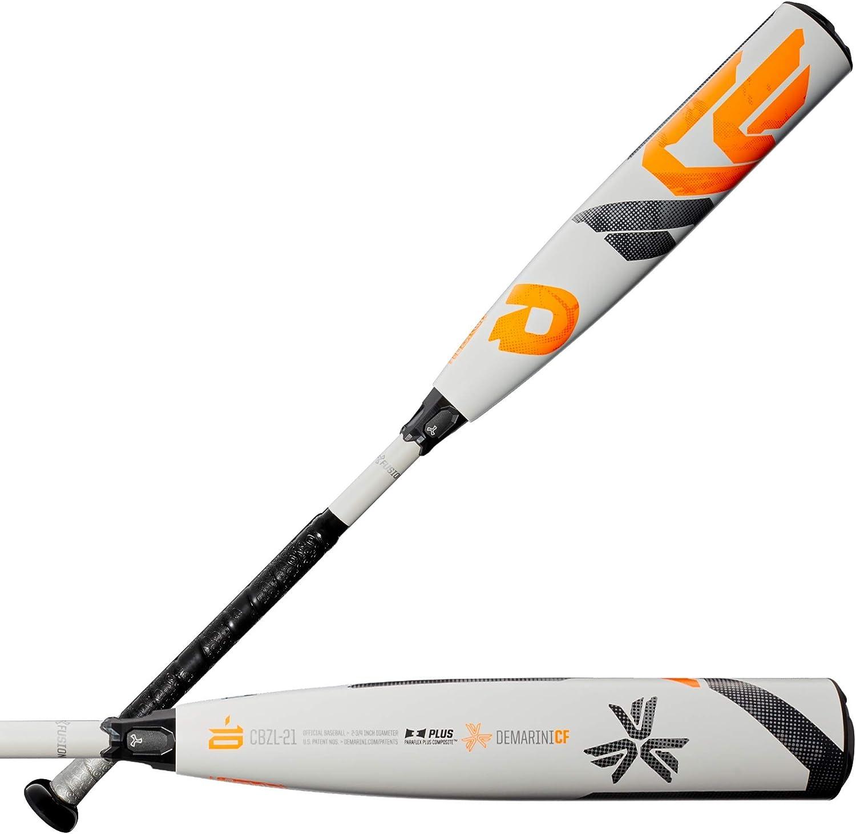 DeMarini CF (-10) USSSA Baseball Bat- 2 3/4