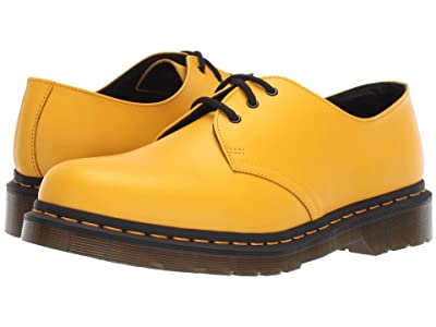 Dr. Martens 1461 Core (Yellow) Shoes