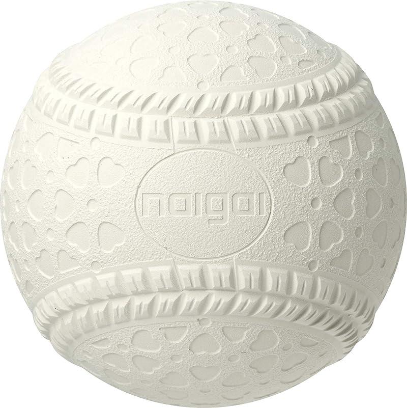 味付け人類看板内外ゴム(NAIGAI) 少年野球 軟式 ボール 公認球 J号 (小学生用) 1ダース JSPNEW