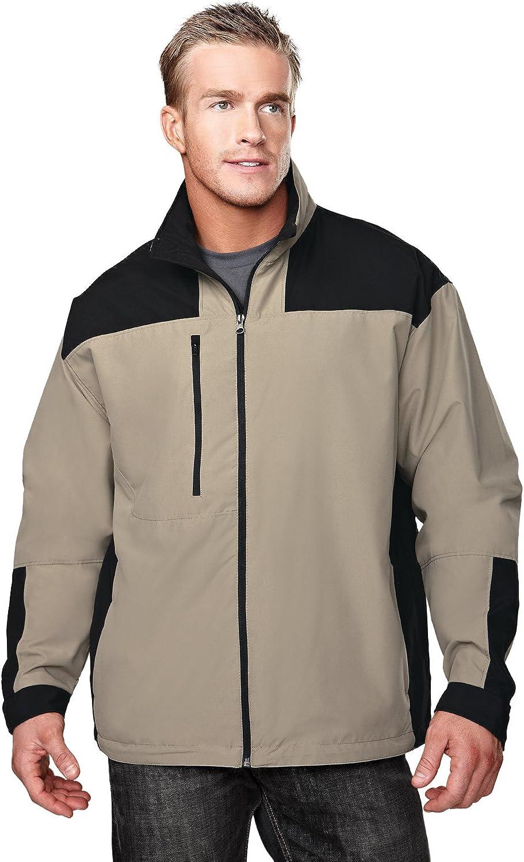 Tri-mountain Microfiber jacket with mesh lining. 6050TM - BRONZE/BLACK_3XL