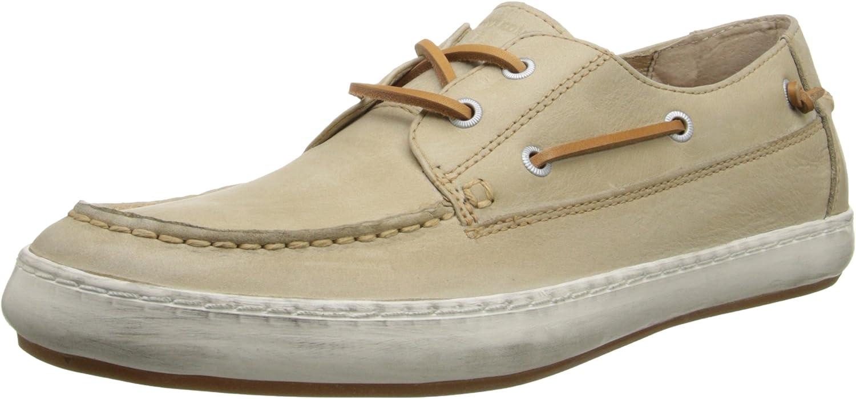 Frye Men's Norfolk MOC Boat shoes