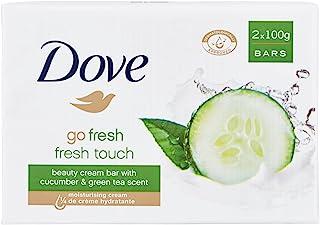 zeep solide beauty cream bar go fresh groene thee en komkommer parfum 200g