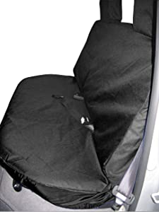 Town and Country Set Seat Cover Black