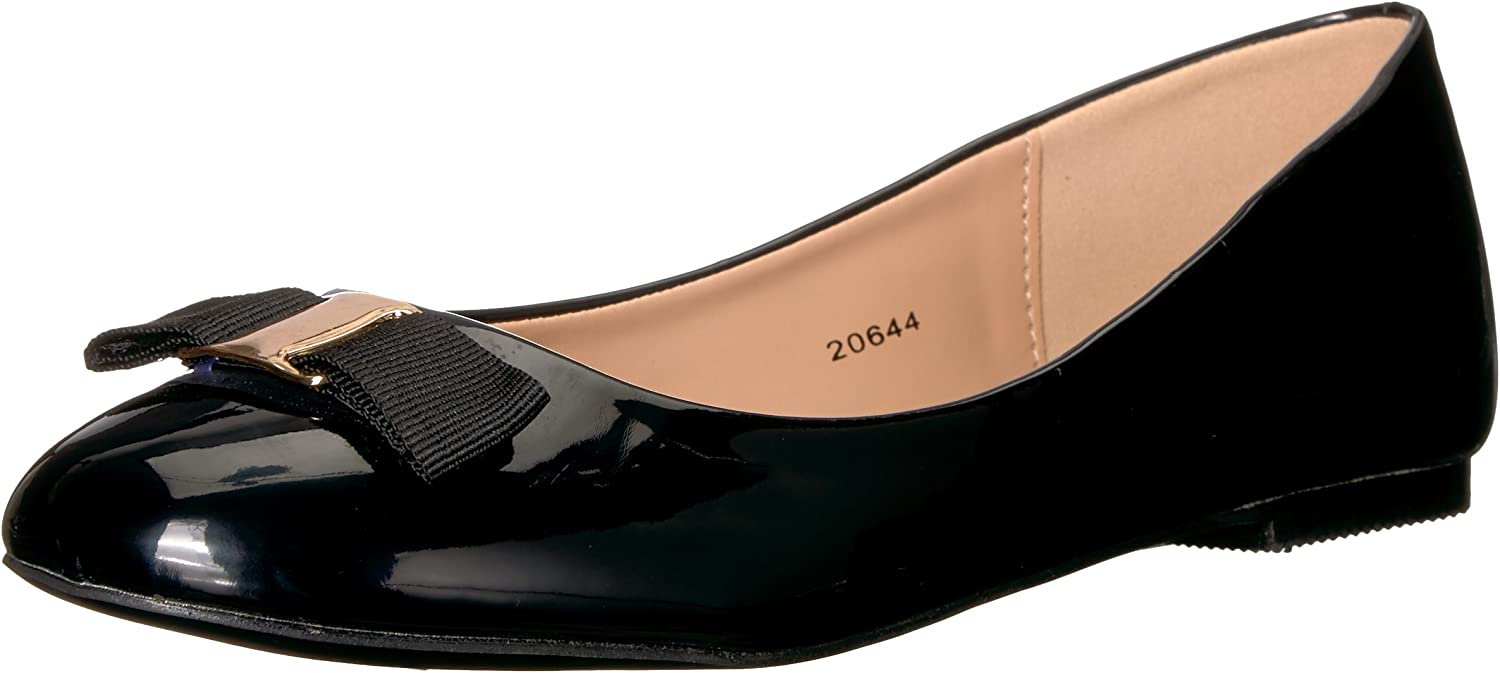 Brinley Co Women's Karly Brand new Flat Ballet Inexpensive