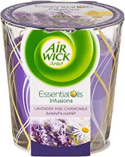 Air Wick Air Freshener Candle Lavender & Camomile, 105g
