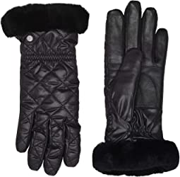 Quilted All Weather Water Resistant Tech Gloves
