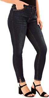 Angels Women's Uptown High-Rise Ankle Skinny Jeans