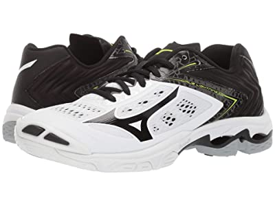 Mizuno Wave Lightning Z5 (White/Black) Women