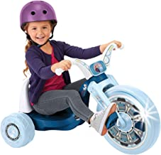 """Frozen 2 Fly Wheels 15"""" Cruiser Ride-On with 3 Position Adjustable Seat, Ages 3-7"""