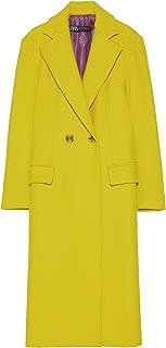 Zara Women Buttoned Masculine Coat 8222/694