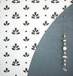 Janice- Modern Wall Stencil- Allover Wall Stencils