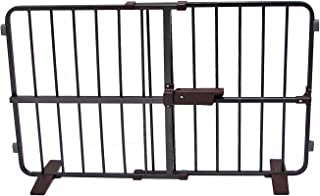 Crown Pet Products Flexi Fit Pressure Mounted Pet Gate, Fits Openings 28