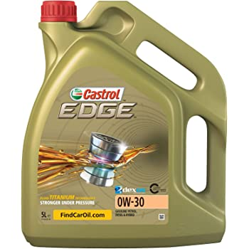 Shell Helix Ultra Ect C2 C3 0w30 550042371 Engine Oil Gold 5 Auto
