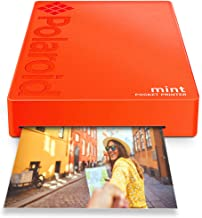 Polaroid Mint Wireless Mobile Photo Mini Printer (Red) Compatible w/iOS & Android, Bluetooth Devices