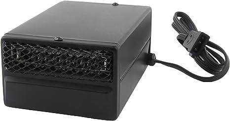Zerostart 2600900 Interior Car Warmer Compact Plug-in Electric Portable Heater, 3,000 BTU | 120 Volts | 900 Watts: image