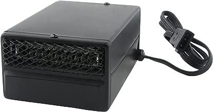 Zerostart 2600900 Interior Car Warmer Compact Plug-in Electric Portable Heater, 3,000 BTU   120 Volts   900 Watts
