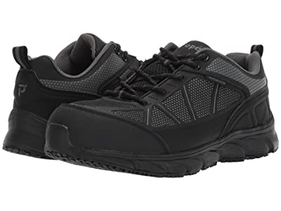 Propet Seeley Work (Dark Grey/Black) Men