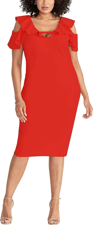RACHEL Rachel Roy 40% OFF Cheap Sale Women's Nashville-Davidson Mall Plus Dress Ophelia Size