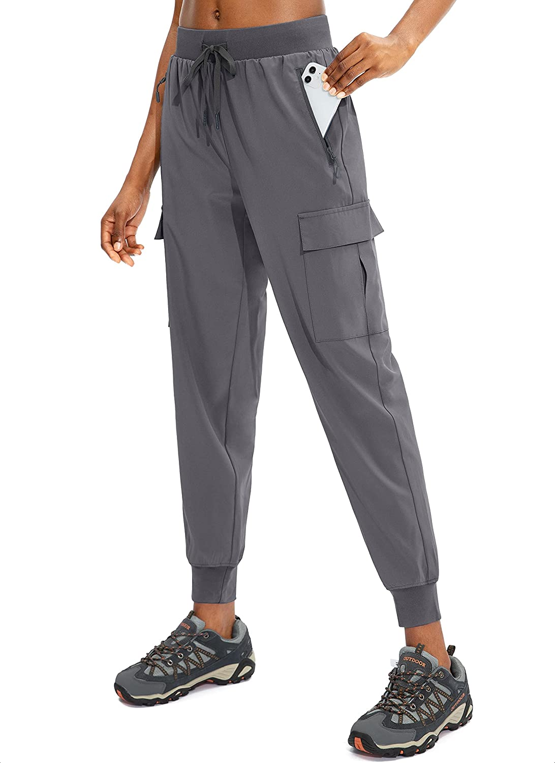 Soothfeel Mesa Mall Women's Cargo Hiking Pants Qu Pockets with Max 82% OFF Lightweight