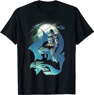 Batman Glow of the Moon T Shirt T-Shirt