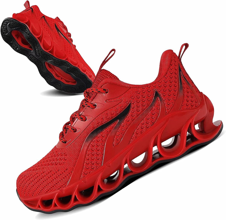 UMIYE Boys Girls Sneakers Kids Running Walking Shoes Mesh Breathable Non-Slip Athletic Shoes(Little Kid/Big Kid)