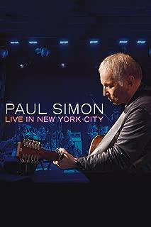 Paul Simon-Live In New York City