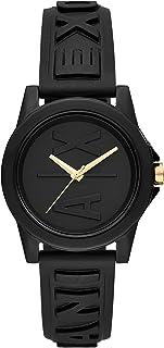 Armani Exchange Ladies Wrist Watch, Black AX4369