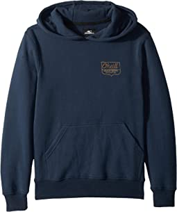 Combos Hooded Pullover (Big Kids)
