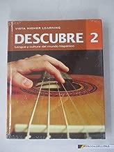 Best spanish 2 textbook descubre Reviews