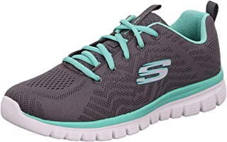 Skechers Graceful-Get Connected, Zapatillas Mujer