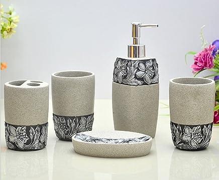 Amazon.fr : Porte-gobelet - Accessoires de salle de bain / Salle de ...