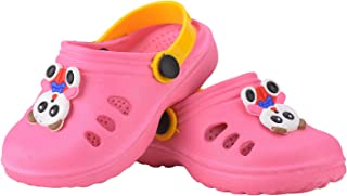 Girls Clubs Slipon's/Sandals/Hopits/Clogs Crocs and Mules for Kids for 1.5 Year to 4.5 Year Boys & Girls(Unisex)