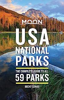 National Parks National USA: راهنمای کامل 59 پارک (راهنمای سفر)
