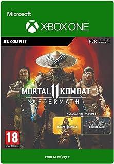Mortal Kombat 11 Aftermath Kollection   Xbox One – Code jeu à télécharger